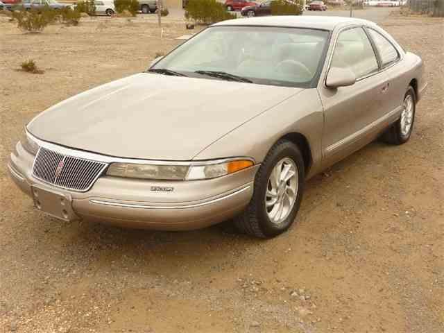 1995 Lincoln Mark VIII | 1025273