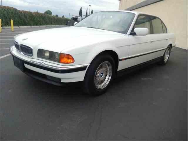1997 BMW 7 Series | 1025275