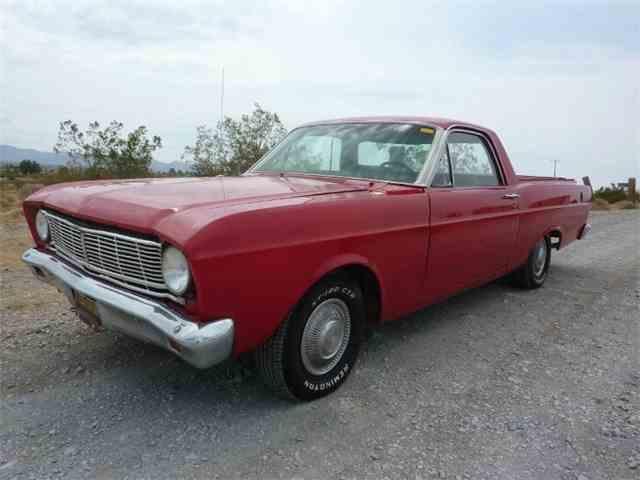 1966 Ford Ranchero | 1025277