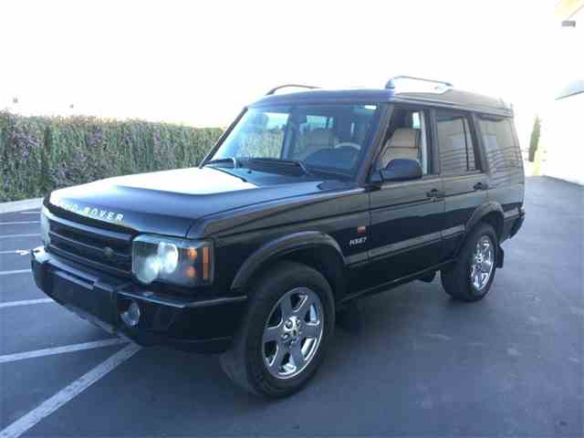 2003 Land Rover Discovery | 1025283