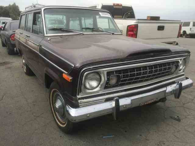 Picture of '78 Wagoneer - LZ46