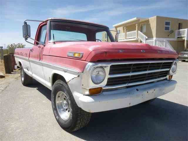 1968 Ford F100 | 1025293