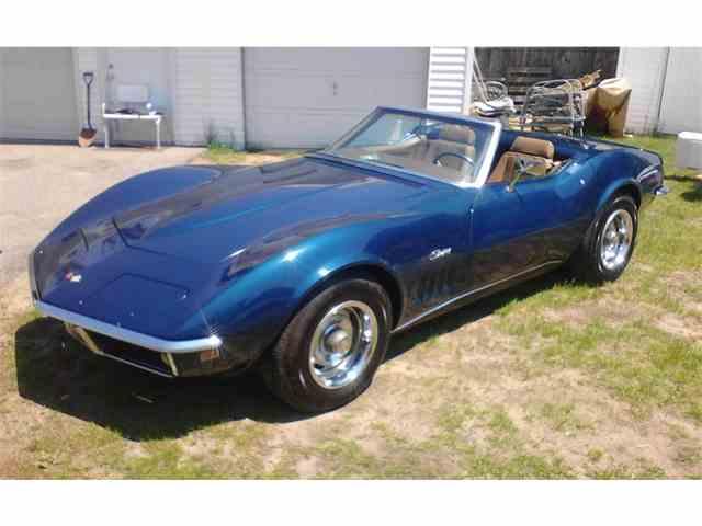 1969 Chevrolet Corvette | 1025311