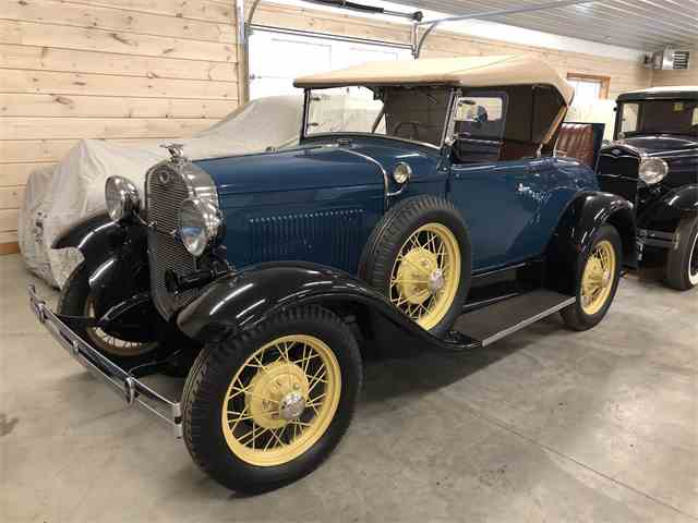 Picture of '31 Model A - LZ4W