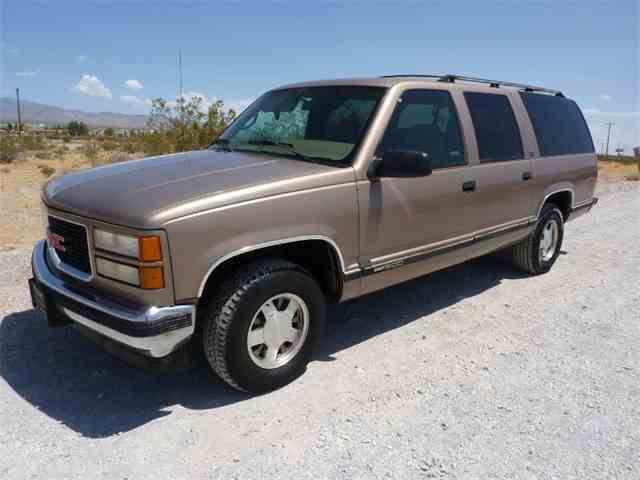 Picture of '95 Suburban - LZ52