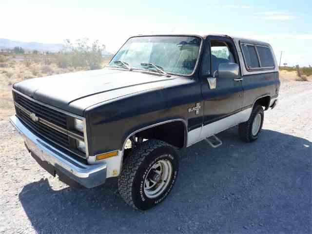 1983 Chevrolet Blazer | 1025321