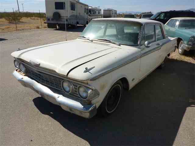 Picture of Classic 1962 Ford Fairlane located in California Offered by WDC Global Exports - LZ5C