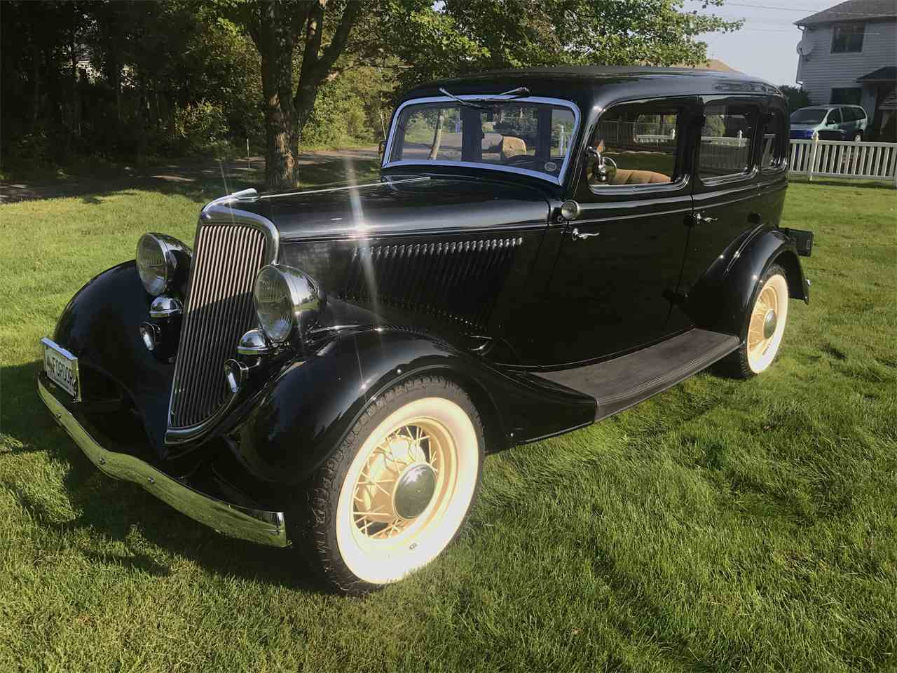 1934 ford model 40 for sale cc 1025341 for Classic motor cars of ellington