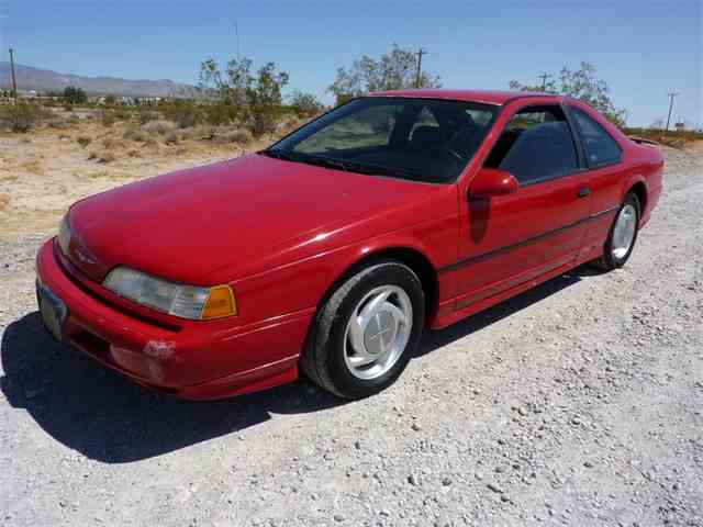 1990 Ford Thunderbird | 1025349