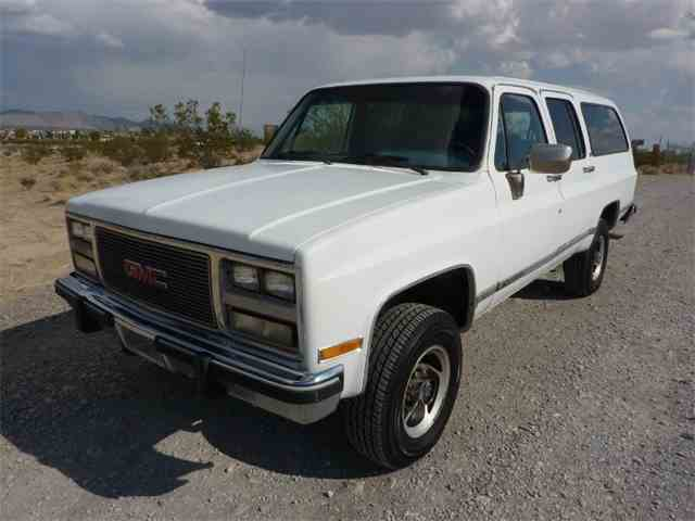 1991 GMC Suburban | 1025354