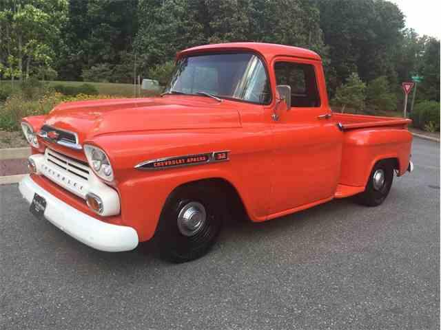 1959 Chevrolet Apache | 1020536