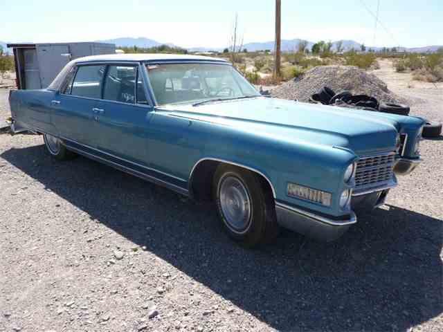 1966 Cadillac Fleetwood | 1025365