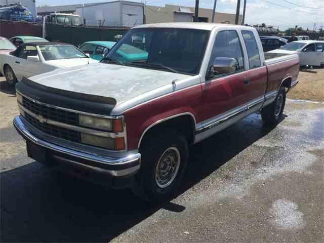 1991 Chevrolet 1500 | 1025367