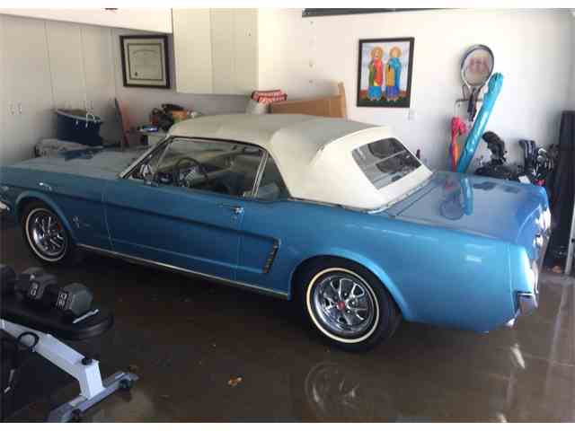 1965 Ford Mustang | 1025372
