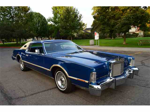 1976 Lincoln Continental Mark IV | 1025380