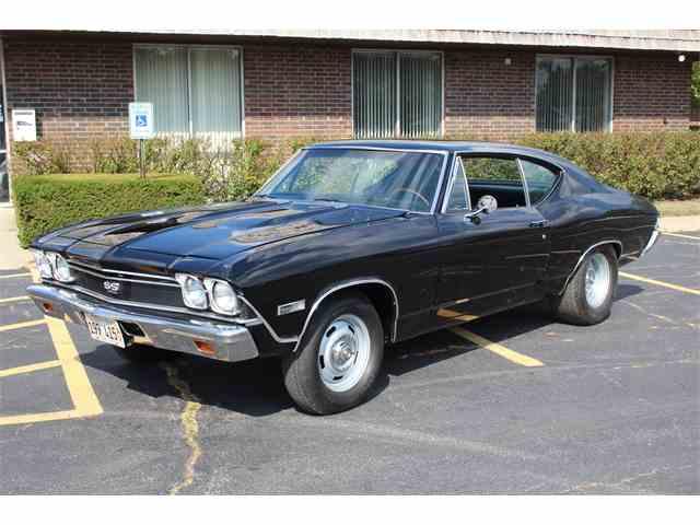 1968 Chevrolet Chevelle | 1025383