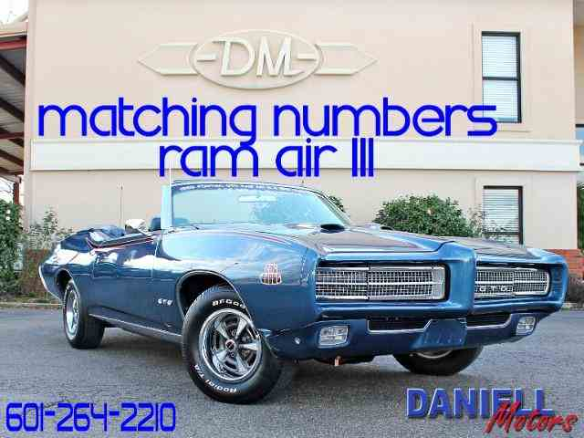 1969 Pontiac GTO | 1025405