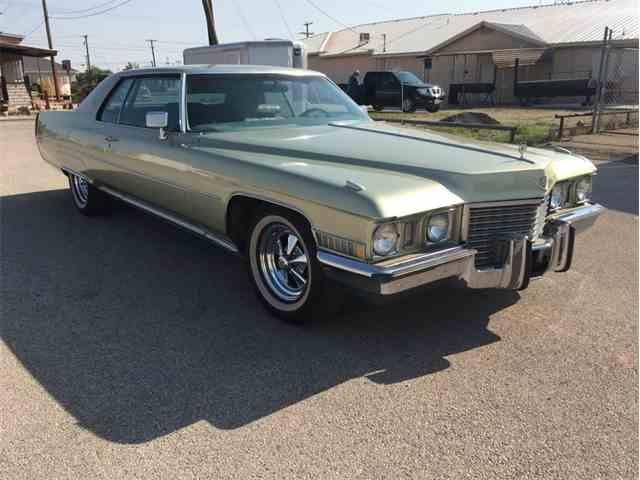 1972 Cadillac DeVille | 1025408