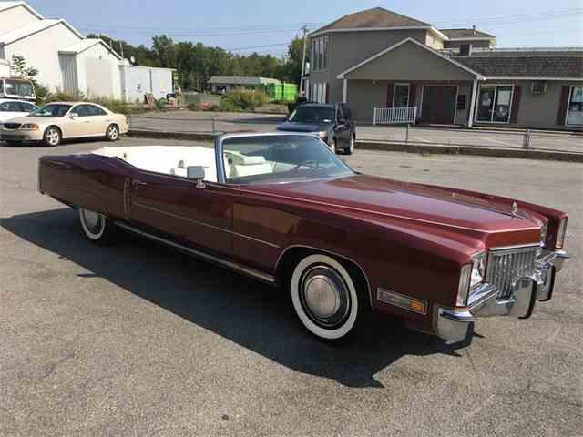 1972 Cadillac Eldorado | 1025409