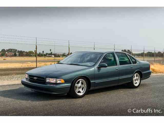 1996 Chevrolet Impala SS | 1020541