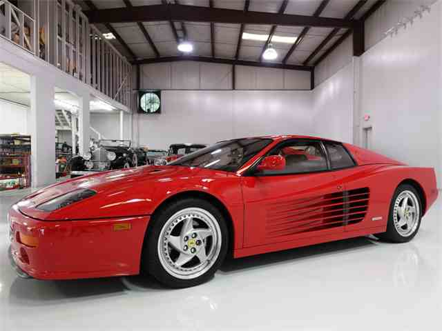 1995 Ferrari 512 M | 1025414