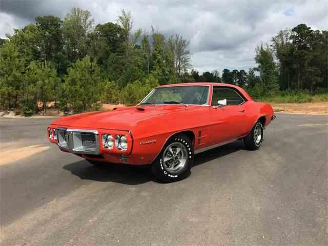 1969 Pontiac Firebird | 1025417
