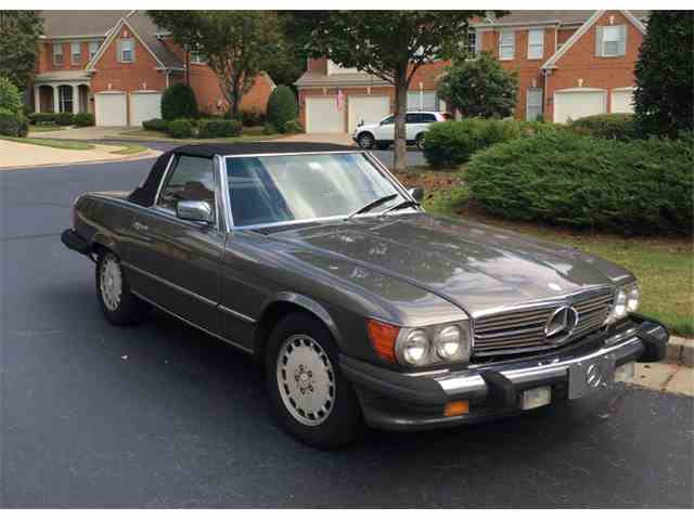 1986 Mercedes-Benz 560SL | 1025418