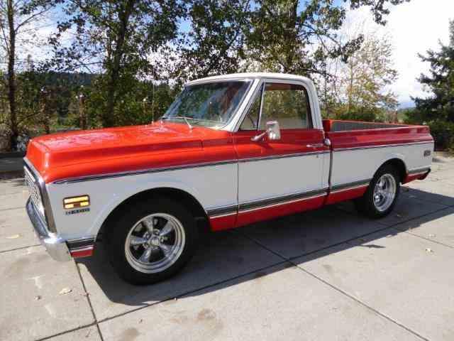 1971 Chevrolet C10 | 1025424