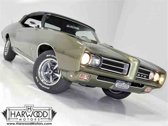 1969 Pontiac GTO | 1025429