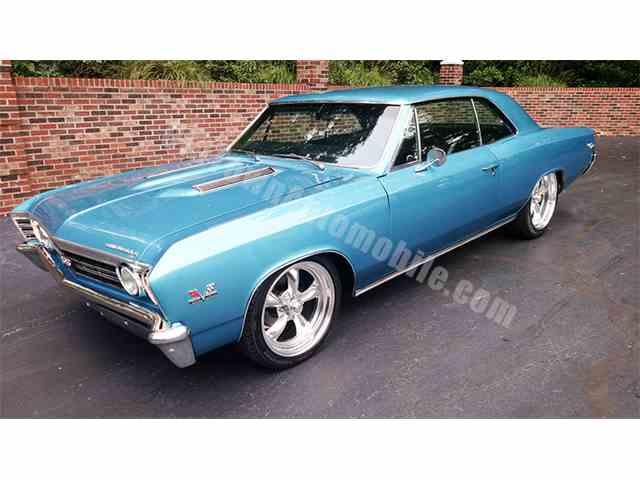 1967 Chevrolet Chevelle SS | 1020543