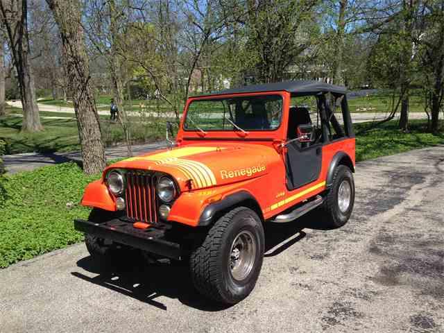 1977 Jeep CJ7 | 1025434