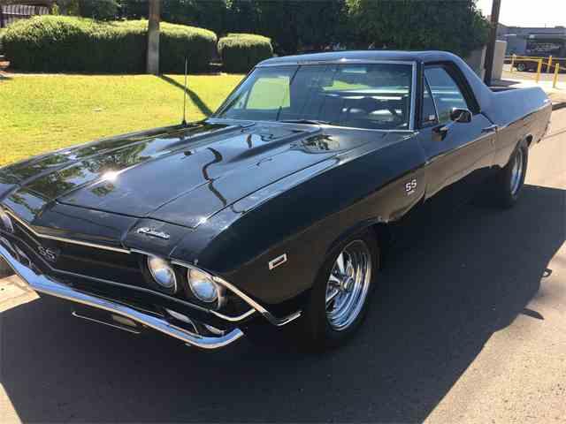 1969 Chevrolet El Camino SS | 1025442