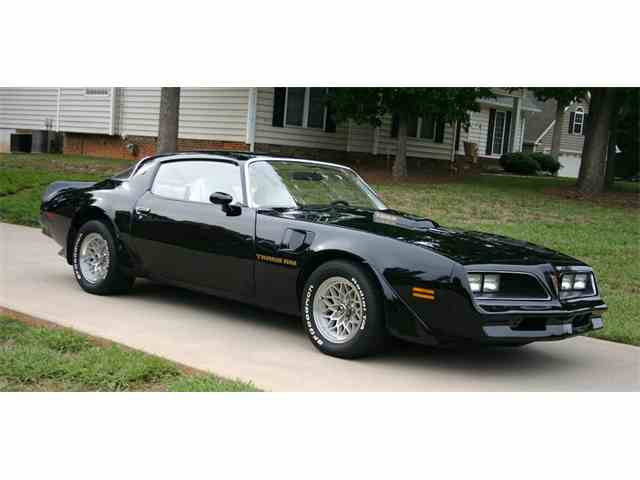 1978 Pontiac Firebird Trans Am | 1025448