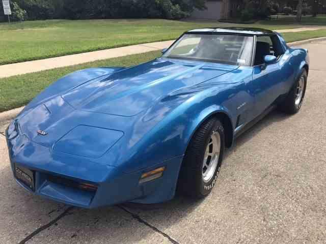 1982 Chevrolet Corvette | 1025453
