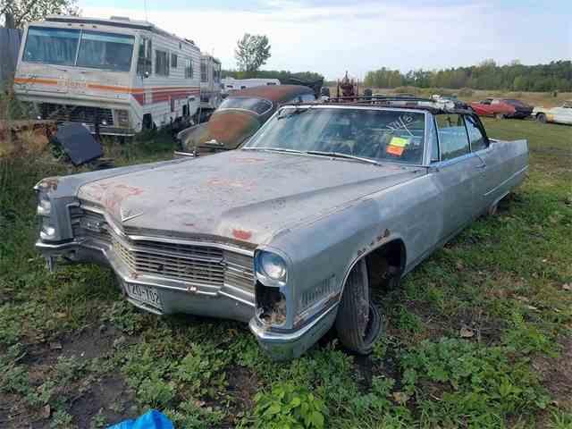 1966 Cadillac DeVille | 1025459