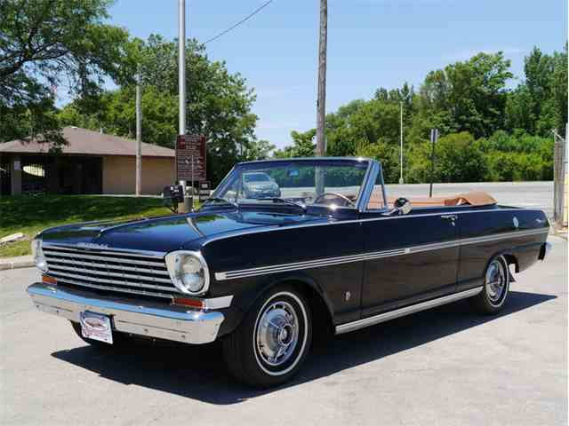 1963 Chevrolet Nova SS | 1025473