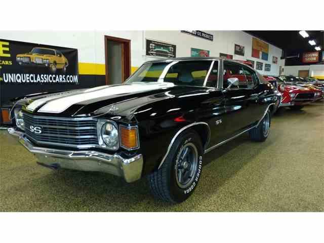1972 Chevrolet Chevelle | 1025474