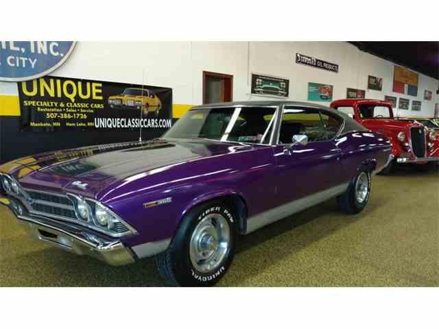 1969 Chevrolet Chevelle   1025475