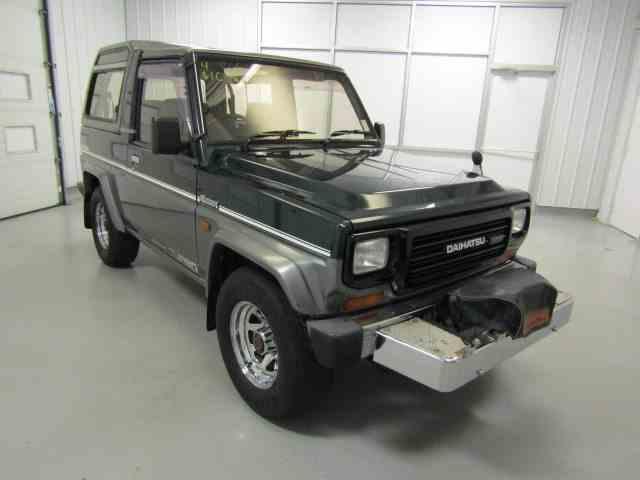 1992 Daihatsu Rugger | 1025476