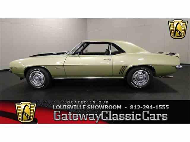 1969 Chevrolet Camaro | 1025479