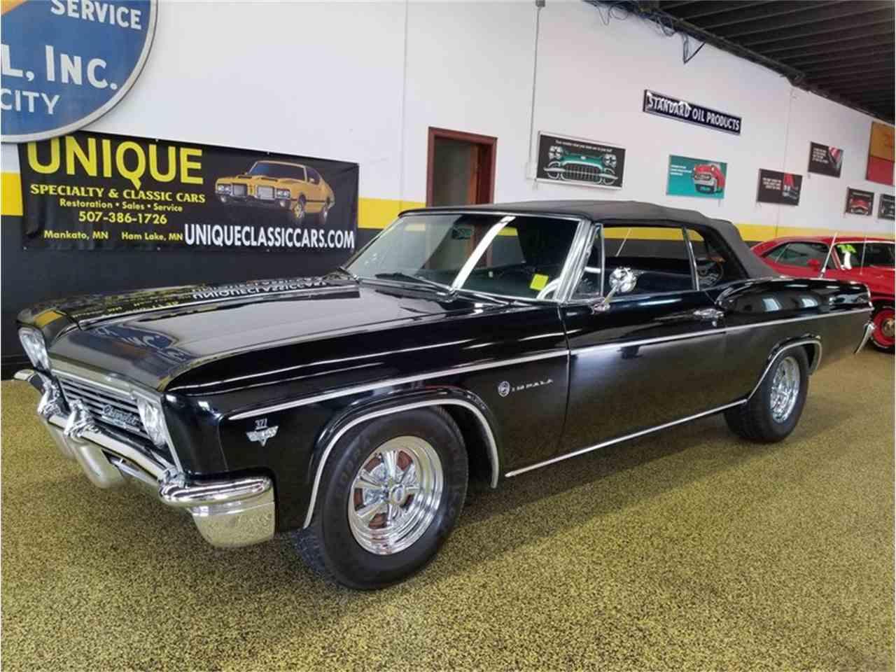 1966 Chevrolet Impala for Sale   ClassicCars.com   CC-1025480
