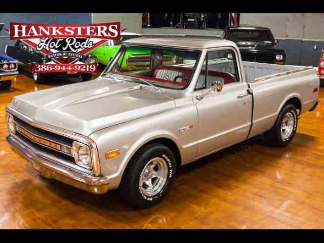 1969 Chevrolet C10 | 1025486