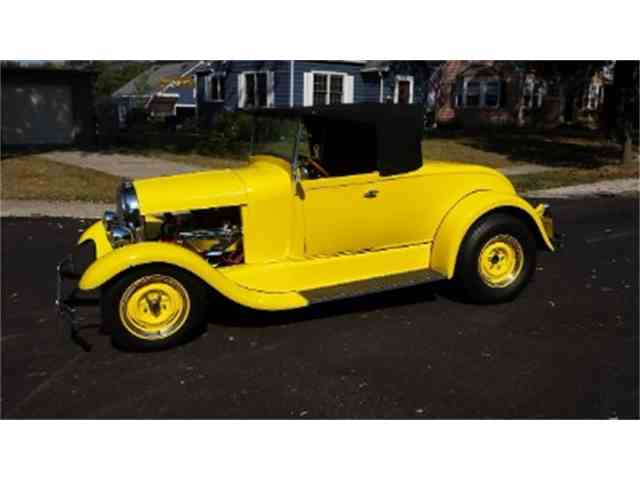 1929 Ford Model A | 1025488