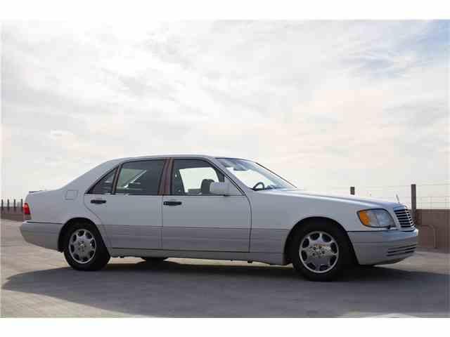 1995 MERCEDES-BENZ S600 | 1025490
