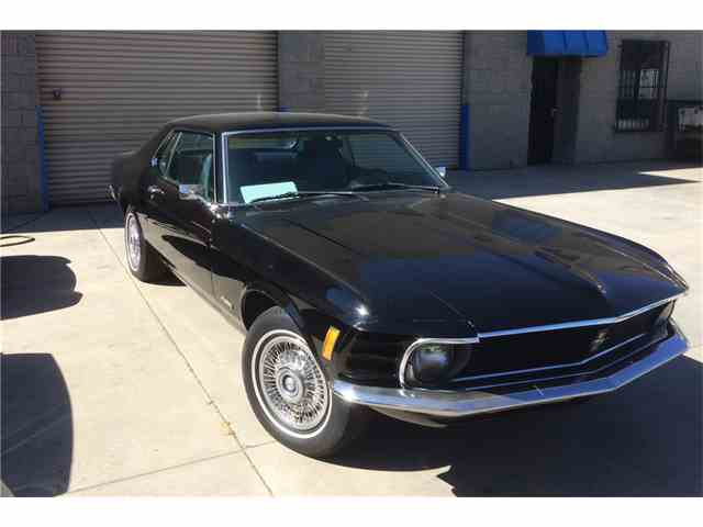 1970 Ford Mustang | 1025496