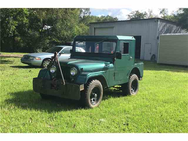 1959 Willys Jeep | 1025498