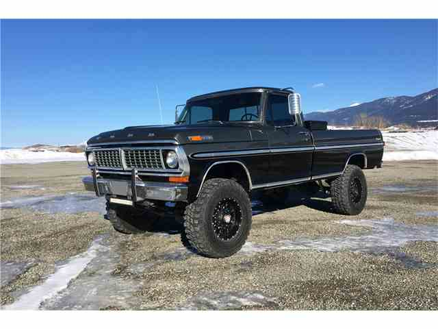 1970 Ford 1/2 Ton Pickup   1025505