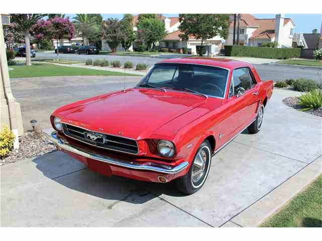 1965 Ford Mustang | 1025507