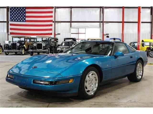 1993 Chevrolet Corvette | 1025512
