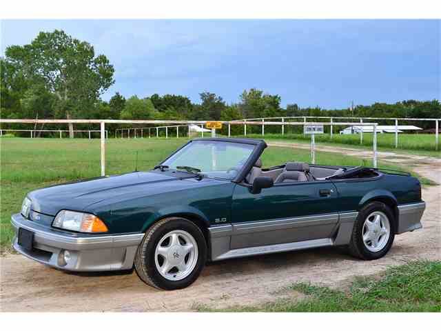 1991 Ford Mustang GT | 1025513